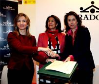 Paradores promocionará los recursos y atractivos turísticos de sus áreas de influencia en Castilla y León