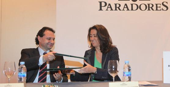 Paradores y el Grupo Ciudades Patrimonio firman un convenio de colaboración en promoción turística