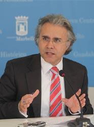 El Ayuntamiento de Marbella anuncia que las previsiones congresuales para 2013 son 'muy positivas' para la ciudad