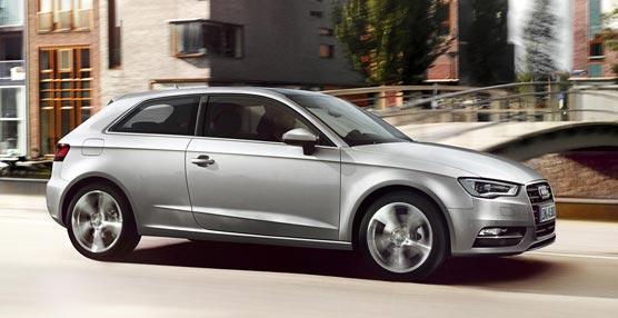 Europcar incorpora a su flota de vehículos en alquiler la nueva versión del Audi A3