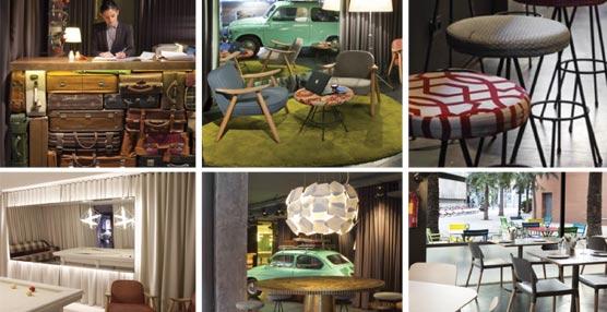 Un hotel moderno, 'vintage' y 'chic', la propuesta de LaGranja Design para el nuevo chic&basic Ramblas