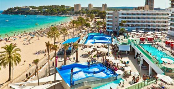 Meliá hace balance de la primera fase del proyecto Calviá Beach Resort y su contribución al destino