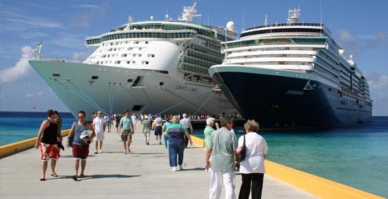 El sector de los cruceros cierra 2012 con balance negativo, rompiendo con la tendencia favorable de los últimos seis años