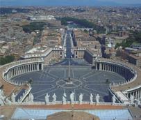 Las búsquedas de hoteles en Roma se disparan un 117% tras la renuncia del Papa, según datos de Hoteles.com
