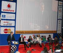 Antonio Catalán, presidente y fundador de AC Hotels, llama a 'convertir a los jóvenes en emprendedores'