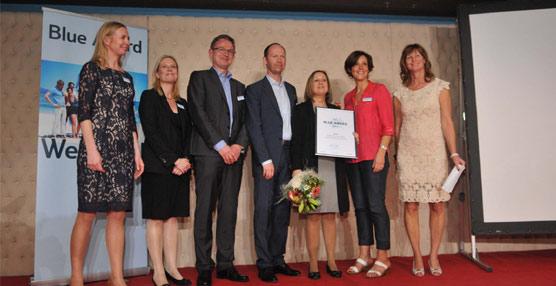 Los hoteles Lopesan Villa del Conde e Ifa Faro, galardonados en las categorías plata y bronce en los Tui Nordic Blue Awards