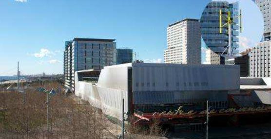 El Centro de Convenciones Internacional de Barcelona genera su propia energía con la instalación de un aerogenerador