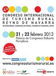 Baluarte acoge esta semana un congreso sobre turismo rural, prácticas sostenibles y 'destinos verdes'