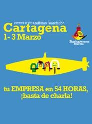 El Palacio de Congresos El Batel de Cartagena reunirá e emprendedores durante un fin de semana