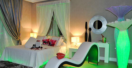 Suite Margarita Bonita expone su habitación romántica en el Gran Debate Hotelero en Barcelona el 12 de marzo