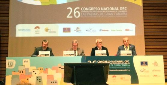 La importancia de los transportes en los congresos centrará la primera jornada del Congreso de OPC España