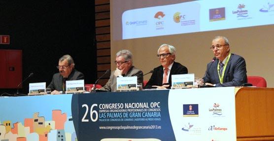 El XXVI Congreso de OPC España destaca los atractivos de Gran Canaria para la celebración de reuniones