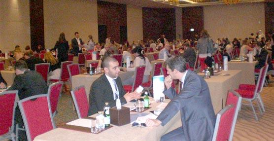 El Sitges Convention Bureau se promociona entre las empresas organizadoras de reuniones más importantes del Reino Unido