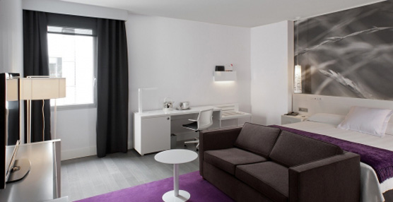 NH Hoteles se pasa al LED, consiguiendo un ahorro energético del 75% sin reducir la calidad de la iluminación