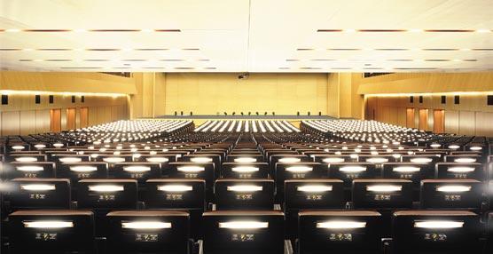 El Palacio de Congresos de Cataluña centrará su promoción en el mercado nacional y, después, en América Latina y norte de África