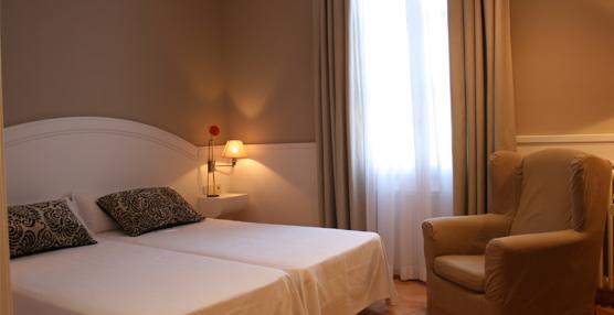El Hotel Balneario Vichy Catalán, ubicado en Girona, estrena este mes las reformas de su zona termal y hotelera