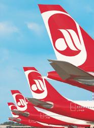 airberlin cierra 2012 con un beneficio neto cercano a siete millones, frente a las pérdidas de 420 millones de 2011