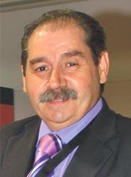 Juan Nieva: 'En congresos, 2012 ha sido un año aún más negativo, con media docena, y todos de ámbito local y provincial'