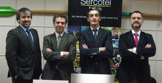 Sercotel Hotels se asocia a la central Quantum para mejorar los servicios a sus hoteles asociados