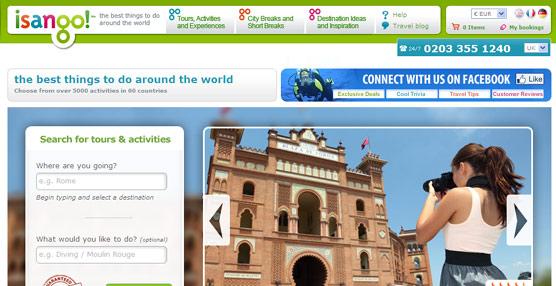 TUI Travel Accommodation & Destinations adquiere Isango!, proveedor 'online' de experiencias de viaje