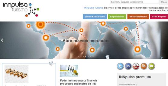 El Ministerio de Industria, Energía y Turismo crea un 'portal' para asesorar a emprendedores y empresas del Sector