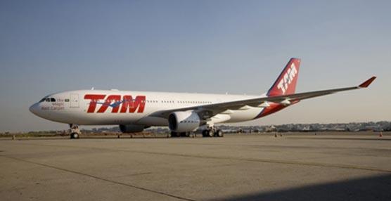 Los clientes de TAM Airlines en España reducen su tiempo de embarque gracias al 'check-in' a través de su teléfono móvil