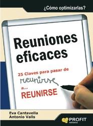 La editorial Bresca presenta un libro para mejorar las reuniones y sacar provecho de ellas