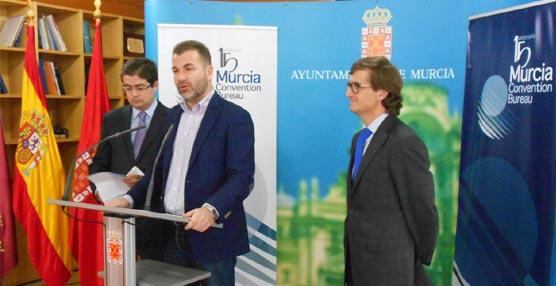 La Oficina de Congresos de Murcia cumple en junio 15 años y lo celebra con varias acciones promocionales