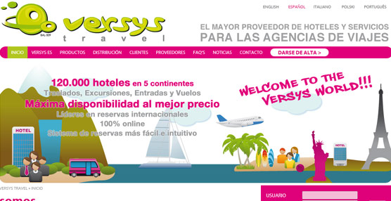 Versys Travel cesa temporalmente su actividad a la espera de poder 'capitalizar el grupo para asegurar la continuidad'