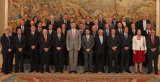 El Príncipe de Asturias recibirá al Sector para conocer de primera mano las conclusiones de Futuralia