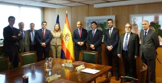 La AFE se reúne con la Secretaría de Estado de Comercio para impulsar el sector ferial y de eventos español