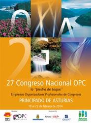 Avilés, Gijón y Oviedo serán las sedes del próximo Congreso Nacional de OPC España