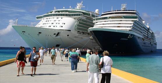 El sector de los cruceros genera el 8% del Turismo Receptivo de España en 2012 pese al descenso del 5% del tráfico de viajeros