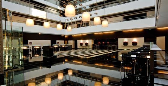 Hilton Madrid Airport.