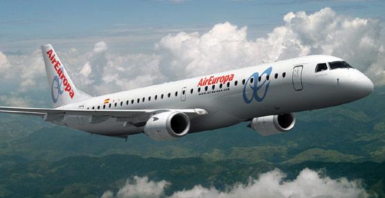 Air Europa es la única compañía aérea española entre las diez más puntuales del mundo, según FlightStats