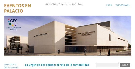 El director general de Global Exhibition Centers lanza un blog de reflexión y análisis del Sector MICE