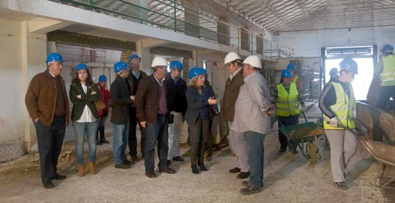 Sanlúcar de Barrameda pide celeridad a la Diputación de Cádiz en la construcción del Centro de Convenciones y Congresos
