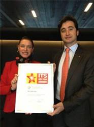 El Hotel Jardín Tecina recibe el premio 'ITS Red Star Awar' que lo sitúa entre los 100 mejores establecimientos