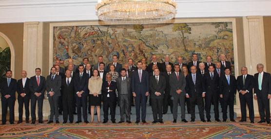 El Sector Turístico traslada al Príncipe de Asturias las claves de Sostenibilidad Medioambiental en el Turismo