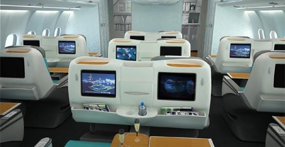 Air Tahiti Nui presenta su plan de renovación de cabinas, sistema de entretenimiento y asientos de sus Airbus A340-300
