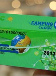 'Camping Key Europe', la tarjeta de fidelización de los campistas europeos, llega a España de la mano de la FEEC