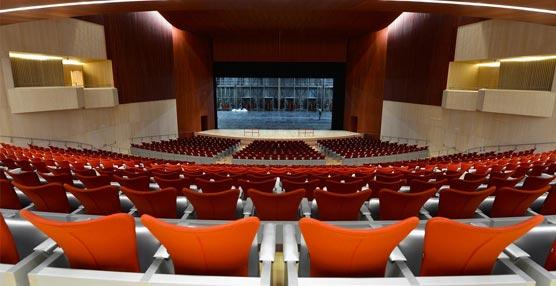 El Fórum Evolución Burgos acoge en 2012 un total de 59 eventos con una asistencia de casi 60.000 personas