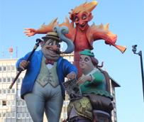 La celebración de las Fallas arranca en Valencia con más de un 80% de establecimientos hoteleros ocupados