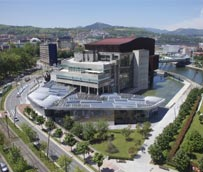 El Palacio Euskalduna ahorra un 10% del presupuesto en su obra de ampliación, que aprovecha para desarrollar otros proyectos