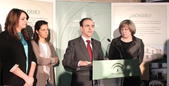 La Junta de Andalucía destinará 2,65 millones a la remodelación del Palacio de Congresos de Córdoba