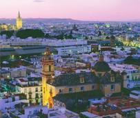 Los establecimientos hoteleros de Sevilla, a día de ayer, alcanzan el 66% de ocupación para toda la Semana Santa