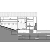 Las obras de construcción del Auditorio de Lugo van según lo previsto, para ser inaugurado en 2014