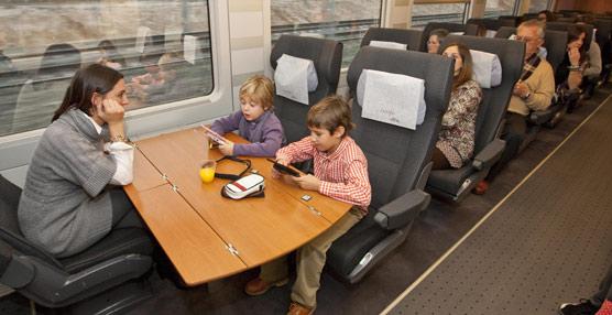 El 57% de los viajes en tren de larga distancia en España serán de alta velocidad en 2020, superando los 22 millones