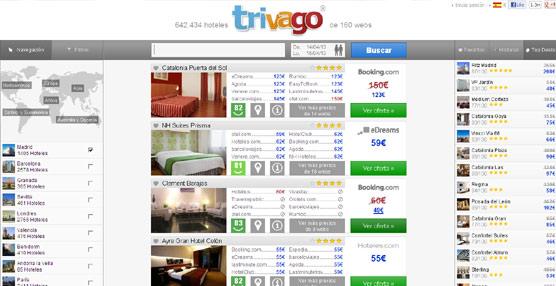 Expedia completa la adquisición de una participación mayoritaria en Trivago por 434 millones de euros