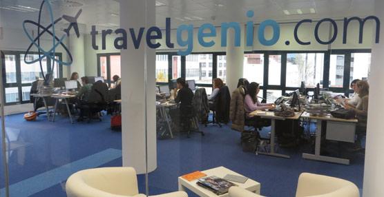 Travelgenio prevé alcanzar una facturación de 150 millones de euros este año, un 67% más que en 2012